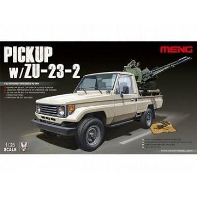 Pickup w/ZU-23-2 ( 1/35 code vs004 )