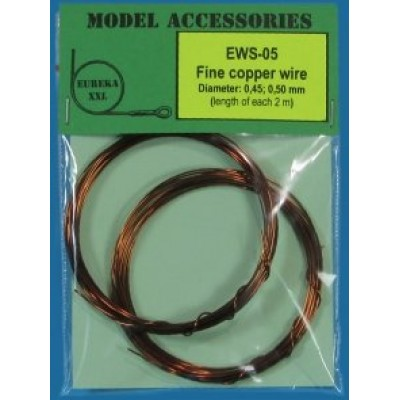 Eureka XXL EWS-05 Fine copper wires 0.45 mm / 0.50 mm