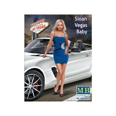 Sloan Vegas Baby ( 1/24 code 24020 )