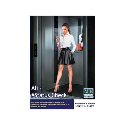 Ali -Status Check ( 1/24 code 24028 )