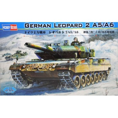 German Leopard 2 A5/A6 (1/35 code 82402 )