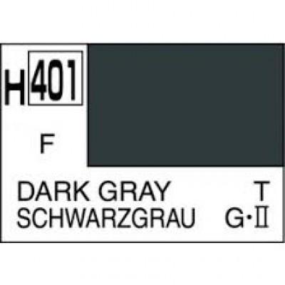 Gunze-Hobby Color  H-401 Flat Dark Grey