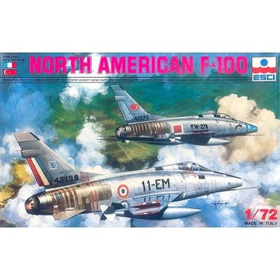 F-100D Super Sabre ( 1/72 code 9042 )