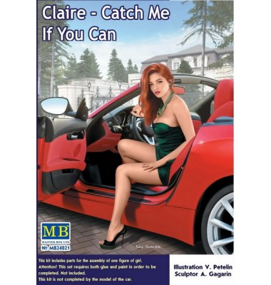 Claire - Catch Me if You can 1/24 ( MB code 24021 )
