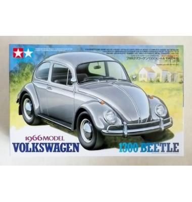 1966 Model Volkswagen 1300 Beetle ( 1/24 code 24136 )