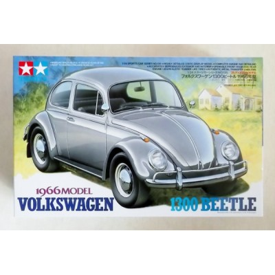 1966 Model Volkswagen 1300 Beetle ( 1/24 code 24136 )