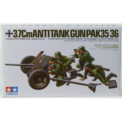 3.7cm Anti-Tank Gun (PaK 35/36) ( 1/35 code 35035 )