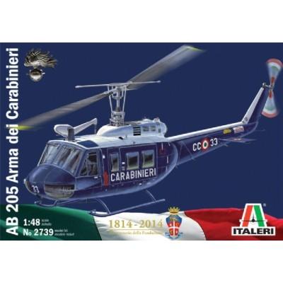 AB 205 ARMA DEI CARABINIERI ( 1/48 code 2739 )