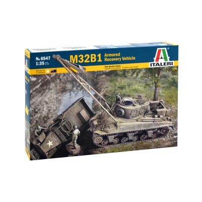 M32B1 Recovery Vehicle (1/35 code 6547 )