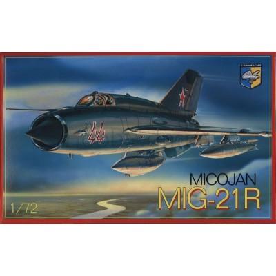 Mig-21 R ( 1/72 code 72005 )