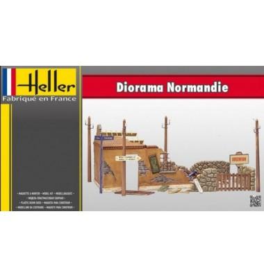 Diorama Normandie (1/35 code 81250 )
