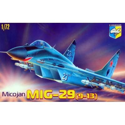 Mig-29 9-13 ( 1/72 code 72006 )