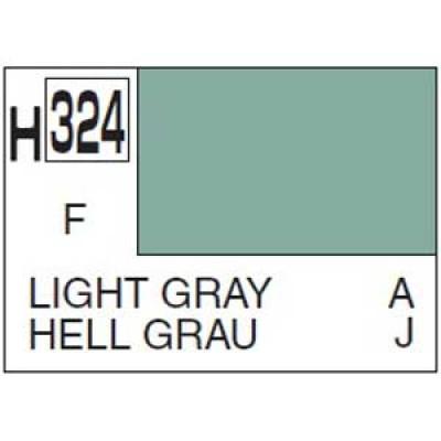 Gunze-Hobby Color h324 flat light grey