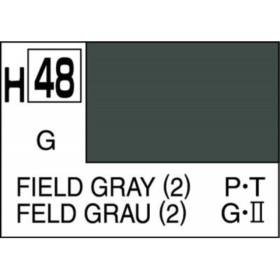 Gunze-Hobby Color  Field Gray Gloss Acrylic H-048
