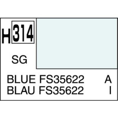 Gunze-Hobby Color H-314  Blue FS35622