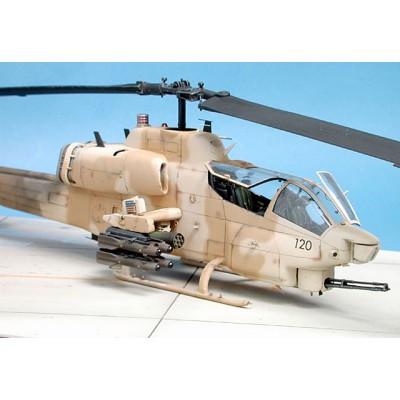 Bell AH-1W SuperCobra ( 1/48 code 0833 )