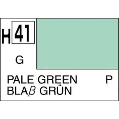Gunze-hobby color  Pale Green Gloss Acrylic