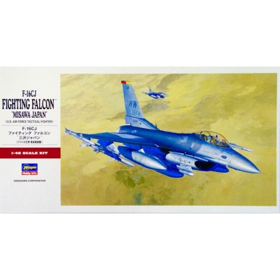 F-16cj Fighting Falcon Misawa Japan ( 1/48 code PT32 )