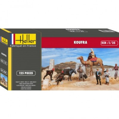 Koufra diorama ( 1/35 code 81101 )