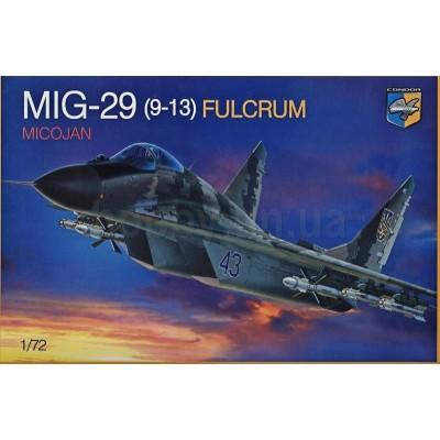 Mig-29 9-13 Ukraine ( 1/72 code 72006u)