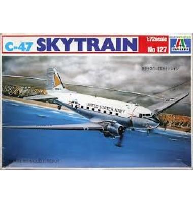 C-47 SKYTRAIN ( 1/72 code 127)