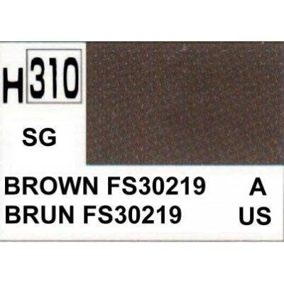Gunze-Hobby Color h310 semi gloss brown fs30219