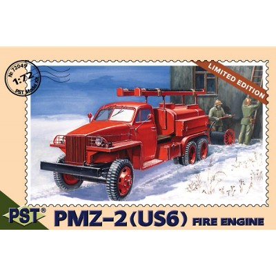 Fire Engine PMZ-2 (US6) ( 1/72 code 72049 )