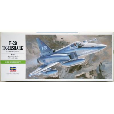F-20 TIGER SHARK ( 1/72 code B03 )