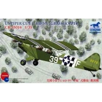 US Piper Cub L-4(0-59) Grasshopper ( 1/35 code 5014 )