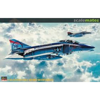 "F-4B/N Phantom II ""Midway Bicentennial"" ( 1/48 code pt-10 )"