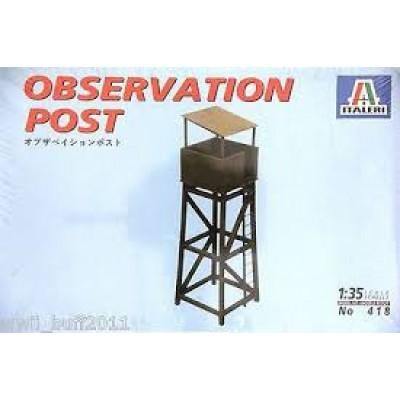 Observation Post ( 1/35 code 418 )