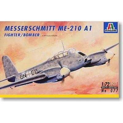 Messerschmitt Me-210 A1 (1/72 code 077)