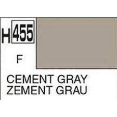 Gunze-Hobby Color H-455 ( cement grey )