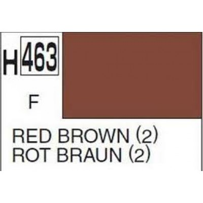 Gunze-Hobby Color H-463 ( red brown )