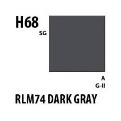 Gunze-Hobby Color H-68 ( dark grey )