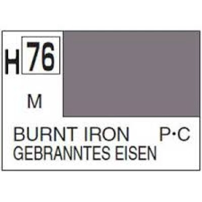 Gunze-Hobby Color H-76 ( burnt iron )