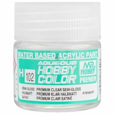 Gunze-Hobby Color H-102 ( premium clear semi gloss )