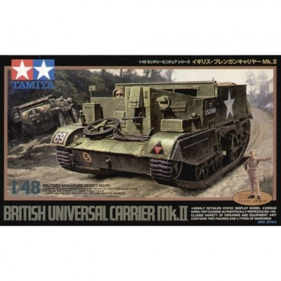 British Universal Carrier Mk.II ( 1/48 code 32516 )