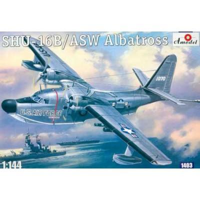 Grumman HU-16B/ASW Albatros ( 1/144 code 01403 )