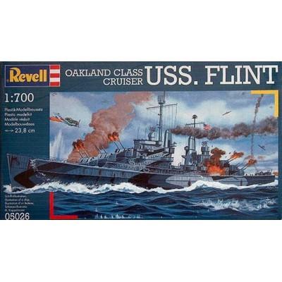 USS Flint ( 1/700 code 05026 )