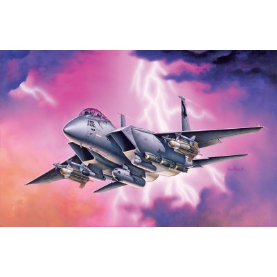 F-15E Strike Eagle ( 1/72 code 166 )