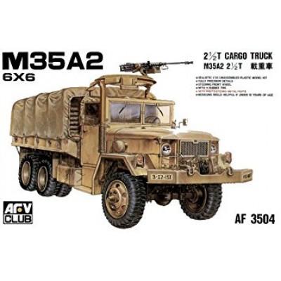 M35A2  6X6 2 1/2 Ton cargo Truck ( 1/35 code 3504 )