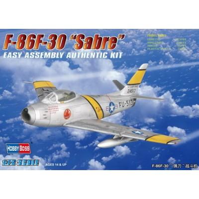F-86F-30 Sabre ( 1/72 code 80258 )