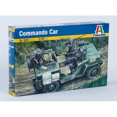 Commando Car ( 1/35 code 320 )