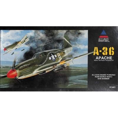 A-34 Apache   ( 1/48 cod..3401 )