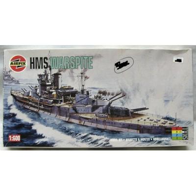 HMS Warspite ( 1/600 code 04205 )