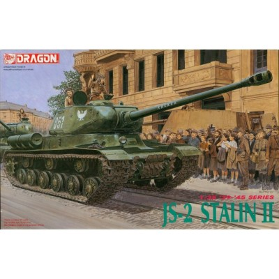 JS-2  Stalin II  (1/35 COD..6012)