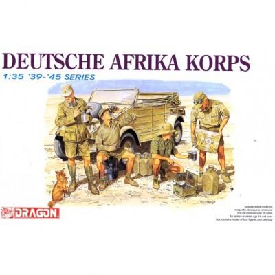 Deutsche Afrika Korps ( 1/35 code  6063 )