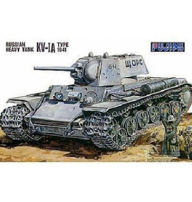 KV-1 1941 model (1/76-1/72 )
