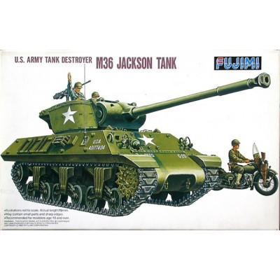 M36 Jackson Tank (1/76 code 76017)